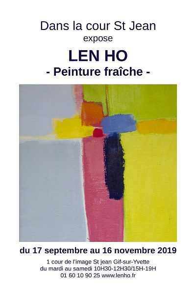 Exposition LEN HO